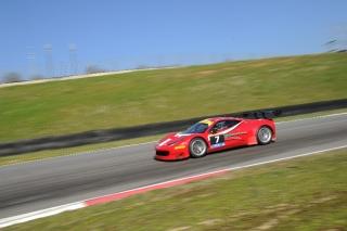 12 Hours of Mugello 2014 - Stadler Motorsport on pole / Image: Copyright Ferrari