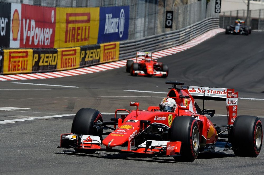 formula 1 grand prix de monaco 2015 ferrari online magazine. Black Bedroom Furniture Sets. Home Design Ideas