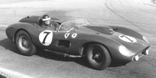 Ferrari 335 S Spider Scaglietti - S/N 0674 - Mike Hawthorn - Le Mans 24 Hours 1957 - Copyright : Artcurial