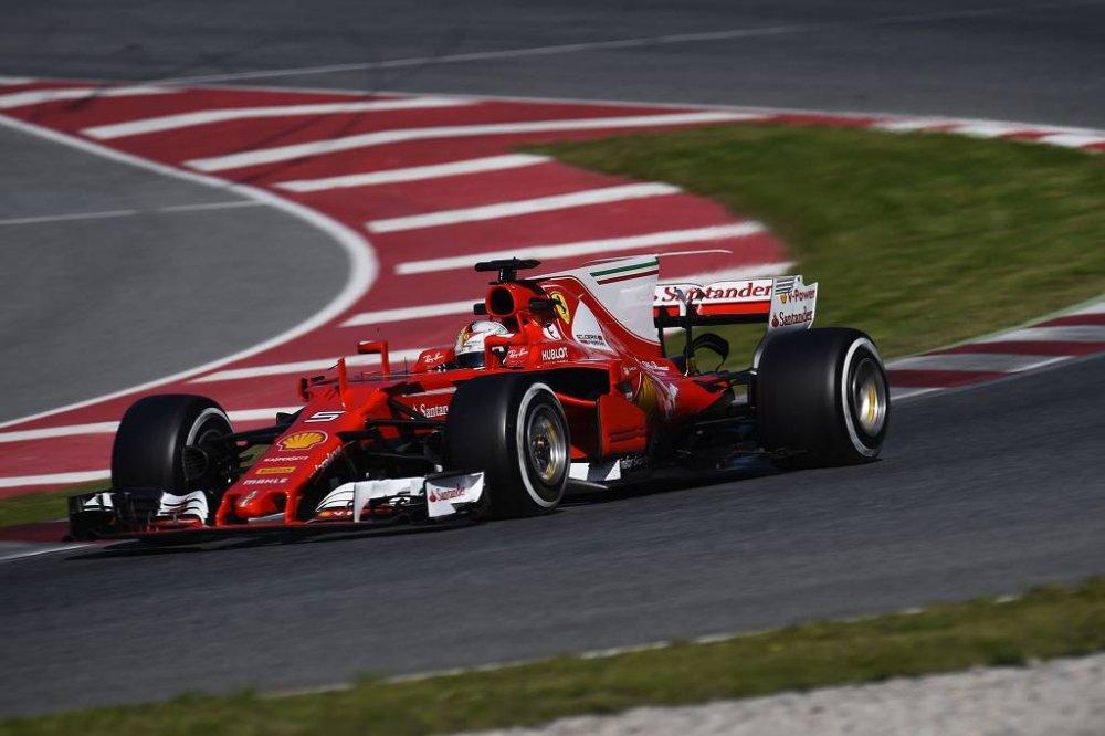 FIA Formula 1 Tests Barcelona – 07.03.2017 – 10.03.2017 | Mitorosso.com – Ferrari Online Magazine