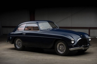 Ferrari 195 Inter Coupé by Touring s/n 0081S Copyright: Darin Schnabel ©2017 Courtesy of RM Sotheby'