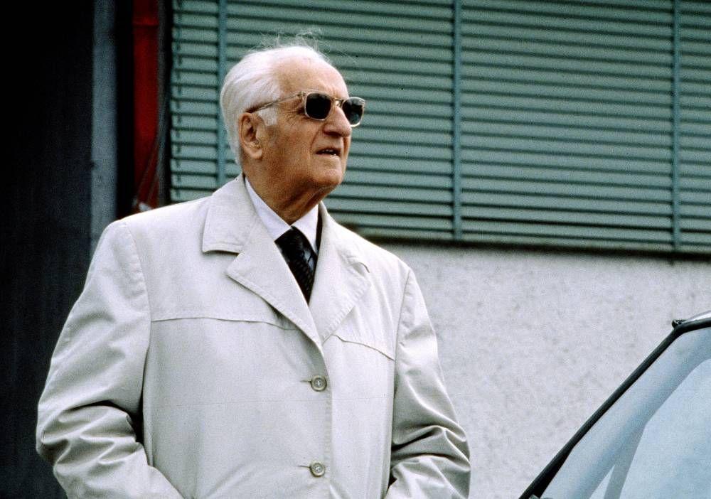 Enzo Ferrari 30 Years On Mitorosso Com Ferrari Online