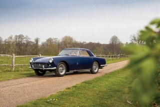 1959 Ferrari 250 GT Coupé ©2019 Courtesy of RM Sotheby's