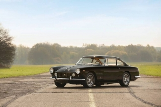 1962 Ferrari 250 GTE 2+2 Series II by Pininfarina ©2019 Courtesy of RM Sotheby's