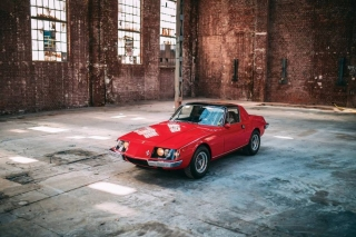 1967 Ferrari 330 GTC Zagato ©2018 Courtesy of RM Sotheby's