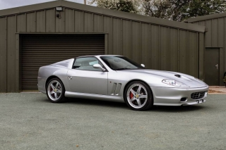 2006 Ferrari Superamerica - Tom Hains ©2019 Courtesy of RM Sotheby's