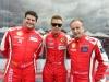 FIA WEC 2013 - Round 3 - 24 Hours of Le Mans - Debernardi - Toni Vilander - Scheltema / Image: Copyright Ferrari