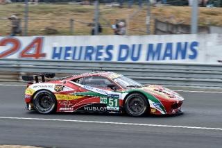 "Le Mans 24 Hours 2014 - ""Gimmi"" Bruni - Ferrari 458 GT2 - AF Corse / Image: Copyright Ferrari"