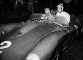1000 km of Buenos Aires 1958 - Phil Hill - Peter Collins - Ferrari 250 Testa Rossa - S/N 0704 TR / Image: Copyright Ferrari