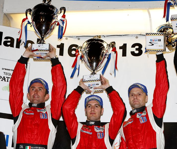 62 Risi Competizione Ferrari 430 Gt: 61st Mobil 1 Twelve Hours Of Sebring