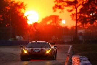 ALMS 2013 - Round 1 - 12 Hours of Sebring 2013 - Risi Competizione 458 Italia / Image: Copyright Ferrari