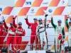 Asian Le Mans Series 2013 - Round 4 - 3 Hours of Sepang - Steve Wyatt - Andrea Bertolini - Michele Rugolo - Team AF Corse - Ferrari 458 GT3 / Image: Copyright www.asianlemansseries.com