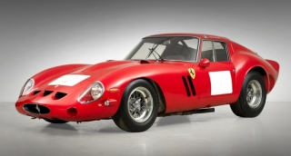 Bonhams Quail Lodge Auction 2014 - Ferrari 250 GTO - S/N 3851 GT / Image: Copyright Bonhams
