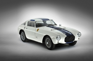 Bonhams Quail Lodge Auction 2014 - Ferrari 250 MM Berlinetta Pinin Farina - S/N 0312 MM / Image: Copyright Bonhams