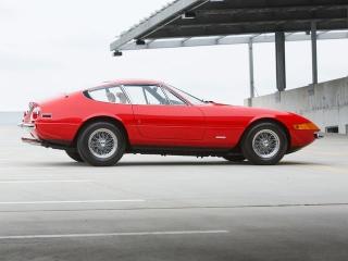 Bonhams Quail Lodge Auction 2014 - Ferrari 365 GTB/4 Daytona Berlinetta / Image: Copyright Bonhams