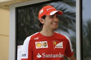 FIA Formula 1 World Championship 2013 - Round 4 - Grand Prix Bahrain - Pedro de la Rosa / Image: Copyright Ferrari