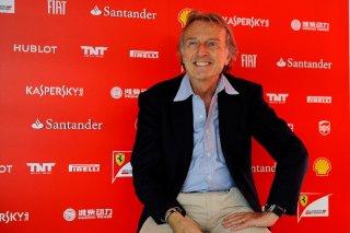 FIA Formula 1 World Championship 2013 - Round 5 - Grand Prix Spain - Luca di Montezemolo / Image: Copyright Ferrari