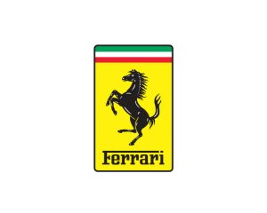 The Badge belongs to Ferrari and to recognised Ferrari clubs / Image: Copyright Ferrari