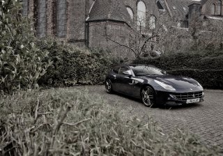 Journey of Sound 2013 - Ferrari FF / Image: Copyright Ferrari