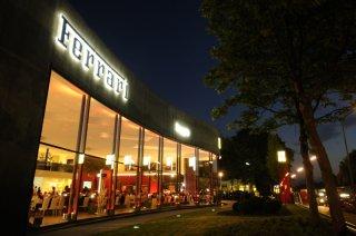 Autohaus Saggio Opening Munich - 26.06.2014 / Image: Copyright Ferrari