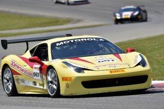 Ferrari Challenge North America 2014 - Round 5 Ferrari Racing Days Mont Tremblant 2014 / Image: Copyright Ferrari