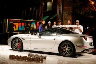 California T Presentation Dubai - 27.03.2014 / Image: Copyright Ferrari