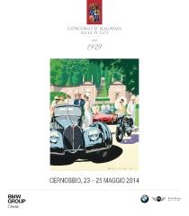 Concorso d'Eleganza Villa d'Este 2014 / Image: Copyright BMW