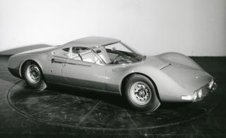 Dino 206 Berlinetta Speciale Pininfarina - S/N 0840 / Image: Copyright Pininfarina