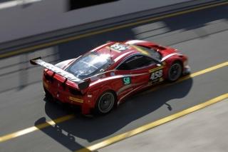 Dunlop 24 Hours of Dubai 2014 / Image: Copyright Ferrari