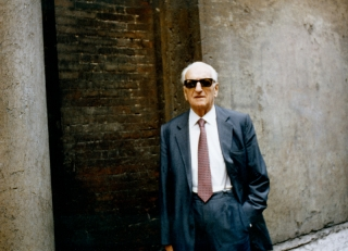 Enzo Ferrari / Image: Copyright Ferrari