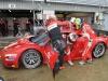 European Le Mans Series - ELMS 2013 - Round 1 - Silverstone - Federico Leo - Piergiuseppe Perazzini - Marco Cioci - AF Corse - Ferrari 458 GT2  / Image: Copyright Ferrari