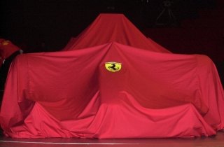 The new F 2014 ? / Image: Copyright Ferrari