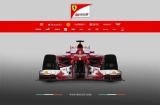 Ferrari F138 Presentation