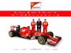 Fernando Alonso - Stefano Domenicali - Kimi Raikkonen -  Ferrari F14 T - Scuderia Ferrari 2014 / Image: Copyright FerrariF14 T / Image:Copyright Ferrari