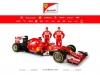Fernando Alonso - Kimi Raikkonen - Ferrari F14 T - Scuderia Ferrari 2014 / Image: Copyright FerrariF14 T / Image:Copyright Ferrari
