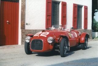 Pista di Fiorano 1997 - No. 22: Phil Hill / David Sydorick - 166 Spyder Corsa - S/N 002 / Image: Copyright Mitorosso.com
