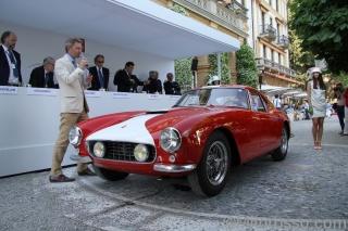 Ferrari 250 GT Interim Berlinetta - S/N 1519 GT - Paul Pappalardo - Concorso d`Eleganza Villa d`Este 2014 / Image: Copyright Mitorosso.com