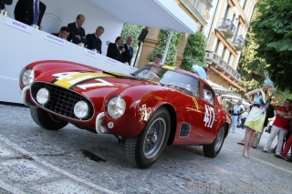 Ferrari 250 GT LWB Berlinetta Tour de France - 0677 GT - Destriero Collection - Concorso d`Eleganza Villa d`Este 2014 / Image: Copyright Mitorosso.com