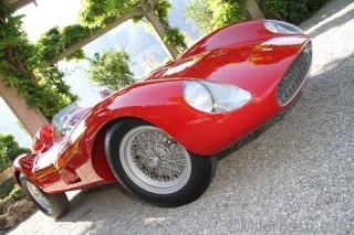 Ferrari 500 TRC - S/N 0658 MDTR - Claudio Caggiati - Concorso d`Eleganza Villa d`Este 2014 / Image: Copyright Mitorosso.com