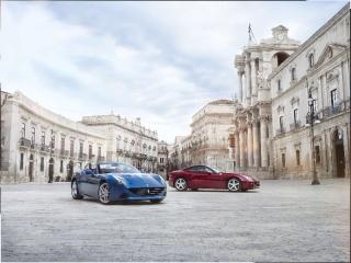 Ferrari Cavalcade 2014 / Image: Copyright Ferrari
