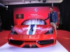 Ferrari Challenge APAC 2014 - Round 1 - Sepang - Datuk Wira SM Faisal Tan Sri SM Nasimuddin, NAZA Group Chairman - Ferrari 458 Speciale / Image: Copyright Ferrari