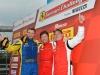 Ferrari Challenge Europe 2013 - Round 1 - Monza -Podium Coppa Shell Race 1 / Image: Copyright Ferrari