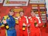 Ferrari Challenge Europe 2013 - Round 1 - Monza - Podium Coppa Shell Race 1 / Image: Copyright Ferrari