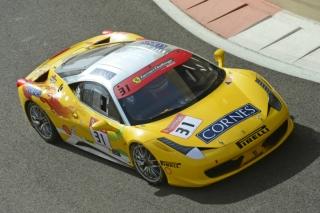 Ferrari Corse Clienti – Ferrari Challenge Asia Pacific - Abu Dhabi - 07.03. – 09.03.2013 - Ringo / Image: Copyright Ferrari