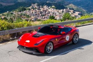 Ferrari F12 TRS - Ferrari Cavalcade 2014 / Image: Copyright Ferrari