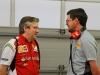 FIA Formula 1 Tests Bahrain 08.04. - 09.04.2014 - Pat Fry / Image: Copyright Ferrari