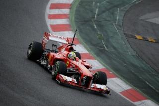 FIA Formula 1 Tests Barcelona 19.-22.02.2013 - Felipe Massa - Ferrari F138