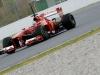 FIA Formula 1 Tests Barcelona 28.02. - 03.03.2013 - Nicholas Tombazis - Fernando Alonso - Ferrari F138 / Image: Copyright Ferrari