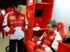 FIA Formula 1 Tests Barcelona 28.02. - 03.03.2013 - Pedro de la Rosa, Fernando Alonso - Ferrari F138 / Image: Copyright Ferrari