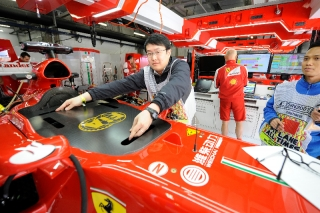 FIA Formula 1 World Championship 2013 - Round 3 - Grand Prix China - Scuderia Ferrari/ Image: Copyright Ferrari